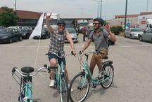 Venice Lido Bike Tour (Hit&Run - afternoon) / Venice Lido bike afternoon tour - Cycling Venice Lagoon