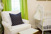 Nursery Ideas / by Kathryn Hagen