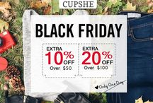 Cupshe Coupon Codes / Cupshe.com is an online fashionable clothing store which offer different kinds of apparel, footwear, jewelry and accessories. They specially focuses on Women's fashion like dresses, shoes, jewelry, accessories, etc. Cupshe.com is also offers free shipping on some of its products. They also have return policy, so for any reason if you are not satisfied with their product you can just return it back.