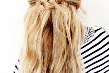 Hairstyles I'll never be capable of doing!