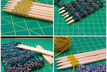 Weaving - Stick