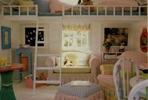 {Girls Room/Nursery Ideas} / by Laurissa Steckert