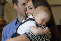 Royals / Mostly Baby Prince George