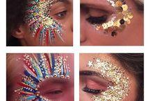 Glittttter carnaval