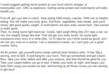 Tips for good health / by Kim Bass
