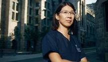 DOCTORS WITHOUT BORDERS CHIEF JOANNE L I U  IS DETERMINED TO HOLD THE ELITE ACCOUNTABLE