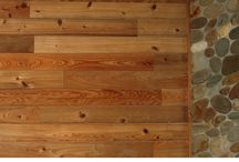 Wood Flooring: Heart Cypress Character- Antique River-Recovered® Heart Cypress