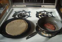 Ma petite cuisine / J'aime bien faire à manger. C'est une activité relaxante et pleine de sens.