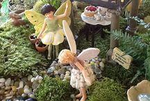 Fairy garden / Fairy garden