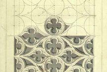 чертежи, геометрия