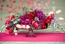Floral Arrangements / by Brianna Weedman
