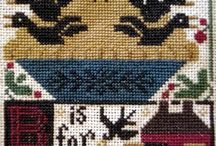 Cross Stitch - PS Alphabet