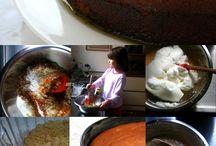 Culinária - Bolos