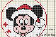 Broderies Mickey et Compagnie