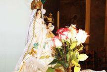 Virgen del Quinche / Fiesta en honor de la Virgen del Quinche, priosta Angelica Tayupanta.