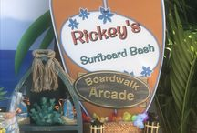 Rickey's Surfboard Bash