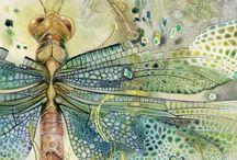 Bugs & Beasties - Inspiration