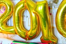 New Years Eve / #party #newyearseve #newyears #ideas #howtodecorate