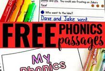 First Grade Phonics