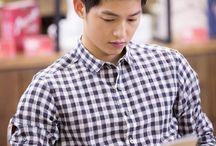 Song Joong-Ki❤️ / Song Joonk-Ki, kdrama, Joong-Ki