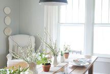 CottonStem ❤️ Dining Rooms