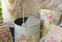 Shabby, Country, Chic, Cottage style