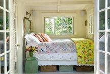 Farmhouse bedroom / by Cynthia Lawson