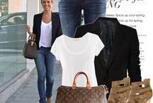 fashionable fashions / by Ashley Brooks