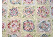 Quilts - French Rose
