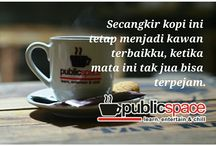 Quotes Coffee / Kopi Hitam, Balck Coffee