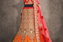 Stylish Bridal Lehengas
