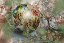 wallpaper / by Mary Bramos