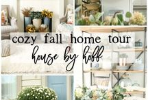 House by Hoff FALL FAVORITES