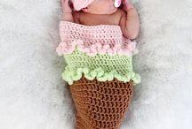Crochet bebé