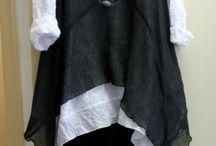 шитье одежда полных