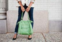 purses and more purses / by Megan Elizabeth