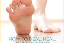 help heal heel