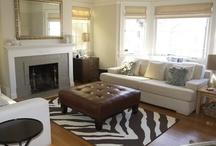 Living Area Ideas / by Keri Cramm