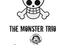 The Monster Trio
