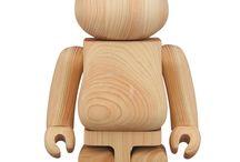 Bearbricks & toy art