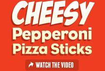 pepperion sticks