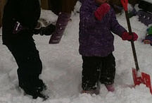 Snow Day Fun / Activities, learning experiences, and lesson plan ideas for parents and teachers for winter snow!