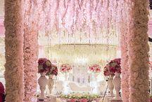 wedding entrace