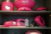 Hello Kitty / by Mama Yorkie