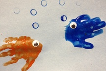 childrens art ideas / I'm starting to teach reception year and collecting craft ideas