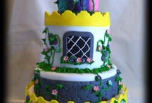 Cake/Cupcake/Cookie Designs / by Stacy Morro