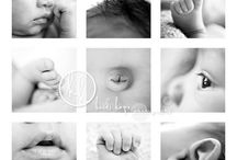 Photography- Newborn/Toddler / by Bethany Weisenberger