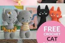 Crochet & knitting ideas / Patterns and ideas for crochet and knitting - maybe one day I will finally learn to do it!