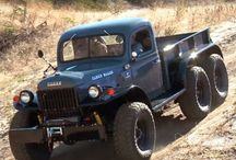 Cool Old Trucks
