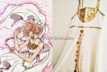Sakura Tsubasa Reservoir Chronicles / The dream dress